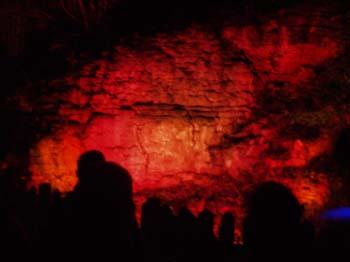 Mise en Lumière des Fours à Chaux - 2008