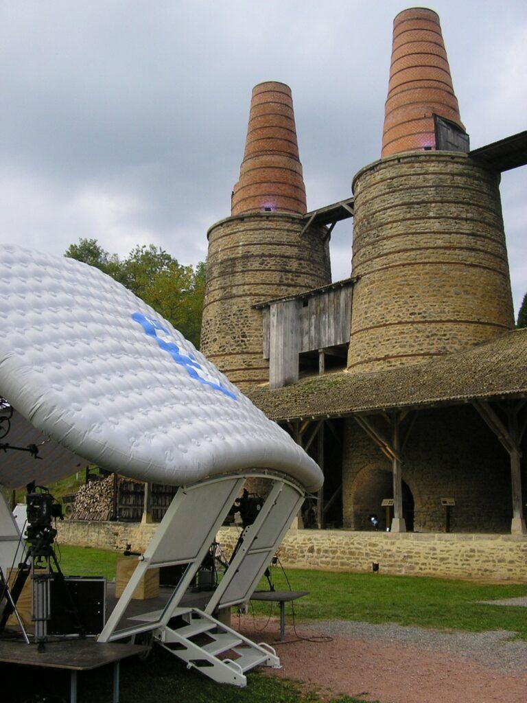 Emission Ca manque pas d'Air (France 3) - 2009