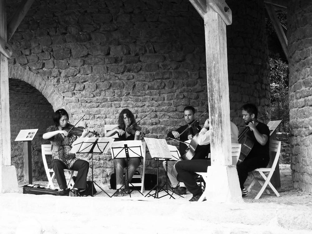 Festival Musique en Brionnais aux Fours à chaux 2011