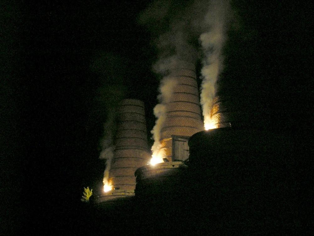 Feux de la Saint Jean - Juin 2006